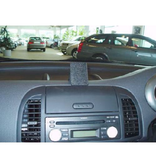 Nissan Micra Brodit ProClip Mounting Bracket - Center mount (653498)