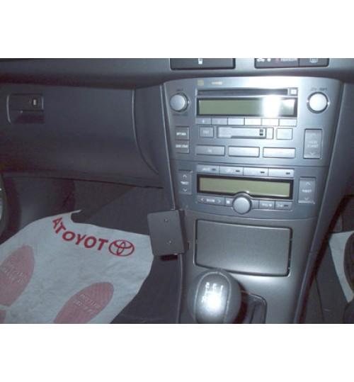 Toyota Avensis Brodit ProClip Mounting Bracket - Angled mount, Low (653533)