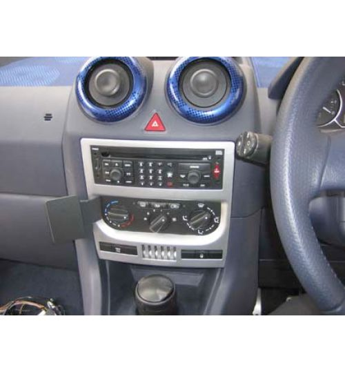 Peugeot 1007 Brodit ProClip Mounting Bracket - Angled mount (653608)