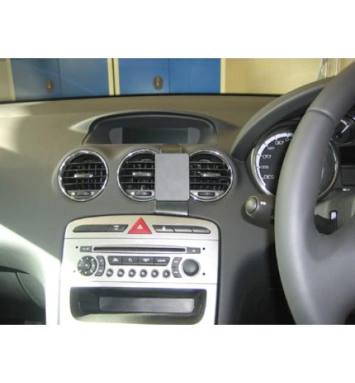 Peugeot 308 Brodit ProClip Mounting Bracket - Center mount (654071)