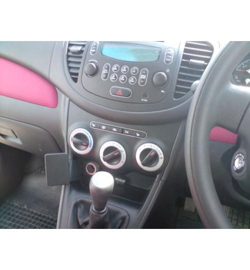 Hyundai i10 Brodit ProClip Mounting Bracket - Angled mount (654184)