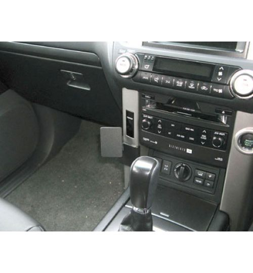 Toyota Landcruiser Brodit ProClip Mounting Bracket - Angled mount (654444)