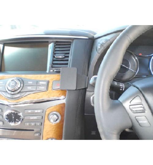 Nissan Patrol Brodit ProClip Mounting Bracket - Center mount (654535)