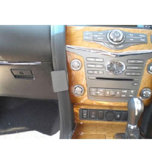 Nissan Patrol Brodit ProClip Mounting Bracket - Angled mount (654536)