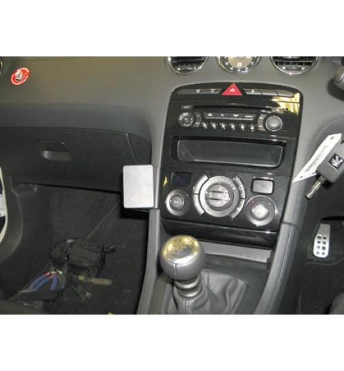 Peugeot RCZ Brodit ProClip Mounting Bracket - Angled mount (654583)