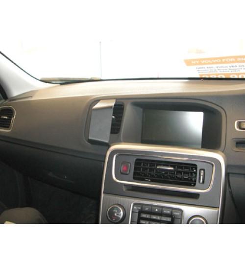 Volvo S60, V60 Brodit ProClip Mounting Bracket - Angled mount, High (654614)