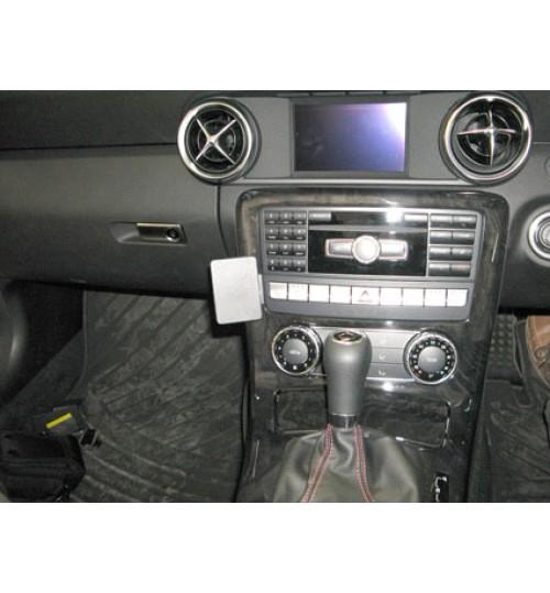 Mercedes SLK-Class Brodit ProClip Mounting Bracket - Angled mount (654617)