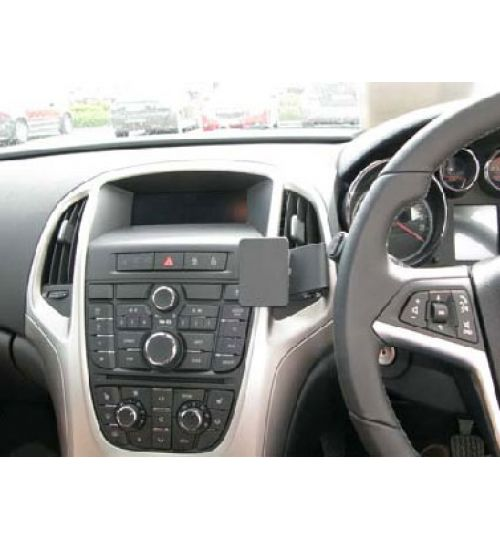 Vauxhall Astra Brodit ProClip Mounting Bracket - Center mount (654633)