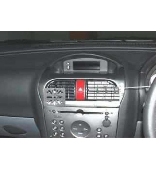 Dashmount 70402 Upper Console Mounting Bracket Vauxhall Corsa B 01 - 06, Combo 2002 - 2007 Left Vent