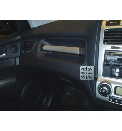 Dashmount 71037 Upper Console Mounting Bracket Kia Sportage 2005 - 2009