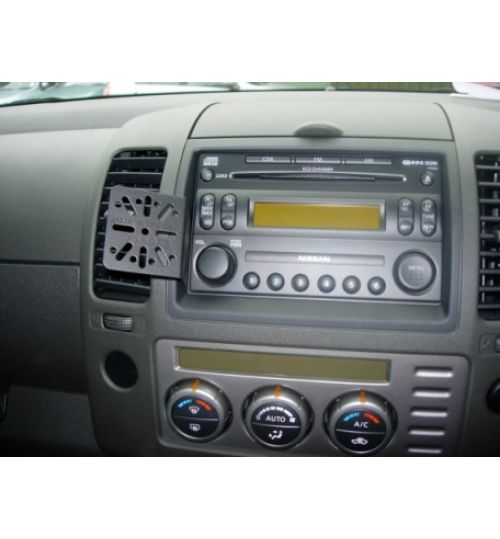 Dashmount 711043 Upper Console Mounting Bracket Nissan Navara 2006 >