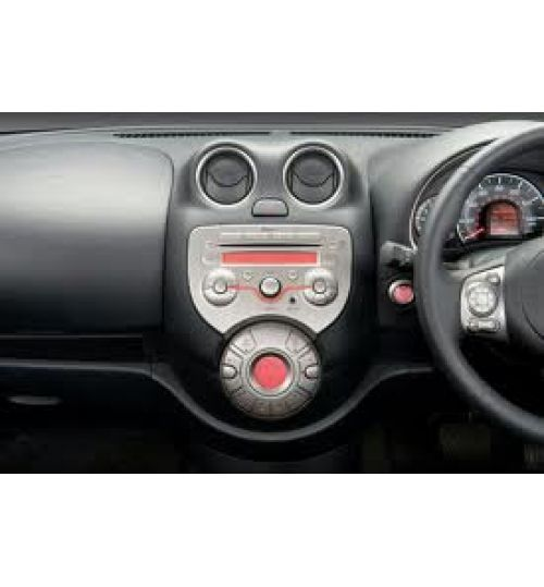 Dashmount 711295 Upper Console Mounting Bracket Nissan Micra 2011 >