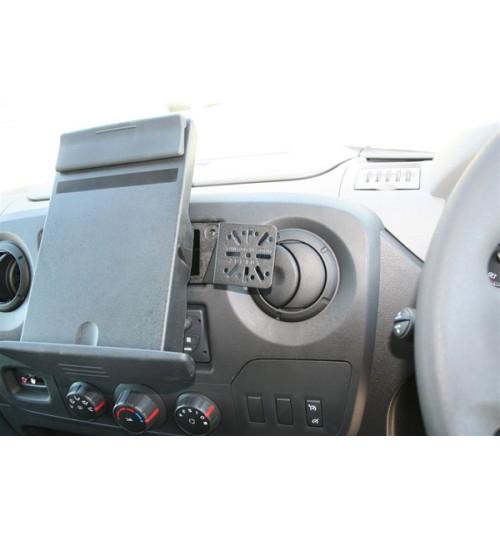 Dashmount 711394v Upper Console Mounting Bracket Vauxhall Movano 2010 > Right Side