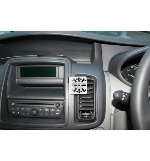Dashmount 711399v Upper Console Mounting Bracket Vauxhall Vivaro 2011 >