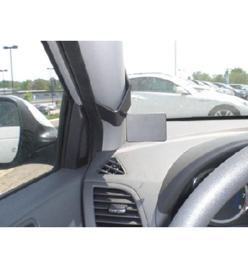 Hyundai Accent Brodit ProClip Mounting Bracket - Left mount (804660)
