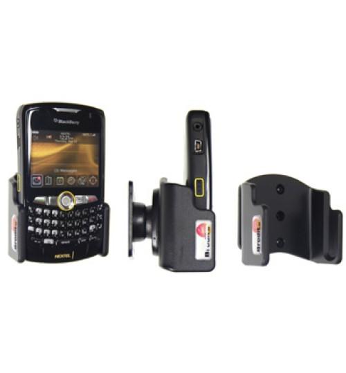 848888 Passive holder with tilt swivel for the Blackberry Curve 8350i