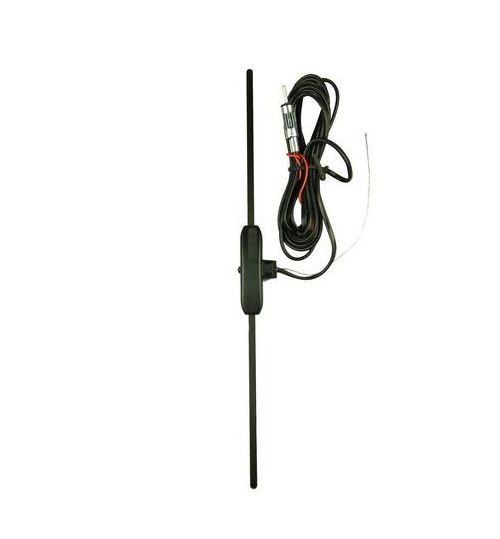 Calearo ANC7697015 AM/FM DUAL Amplified screen mount antenna