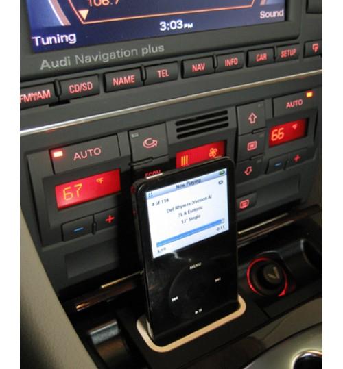 Audi A4 (B7) SPEC.DOCK iPOD/ iPHONE DOCK 2005+ AUDIB7V4I30P