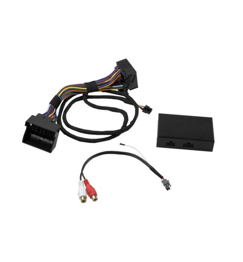 AUX, A2DP Bluetooth Plug and Play Music Receiver for Audi Concert 3, Symphony 3 - 41564