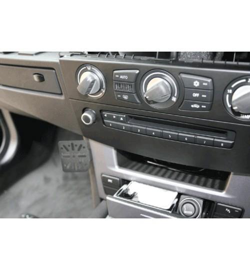 Dashmount 711163 Facelift Upper Console Mounting Bracket BMW 5-Series E60/61 2007-2010