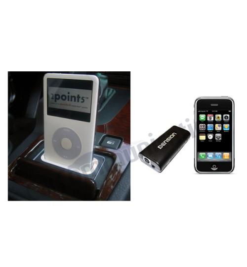 Spec.Dock iPod Music Kit For BMW 5-Series (E39) 1996-2000