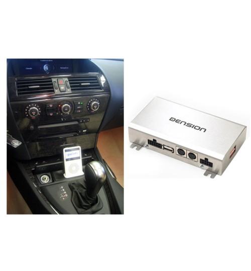 Spec.Dock iPod Music Kit For BMW 6-Series (E63)