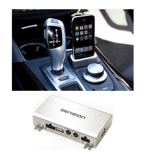 Spec.Dock iPod Music Kit For BMW X5 (E70)