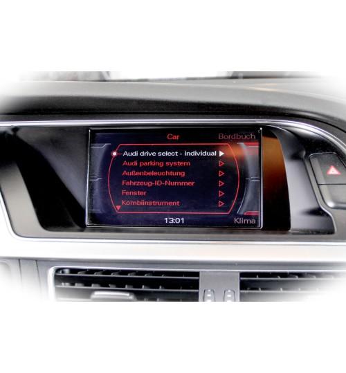 Retrofit set Drive Select for Audi A4 8K, A5 8T, Q5 8R - 39301-5