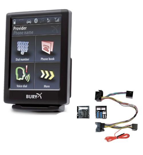 Mercedes Bluetooth Car Kit CC9068 + SOT-976