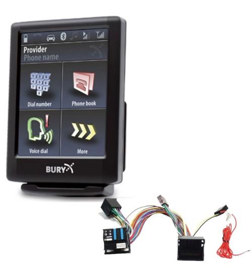 BMW Bluetooth Car Kit Bury CC9068 + SOT - 976FB