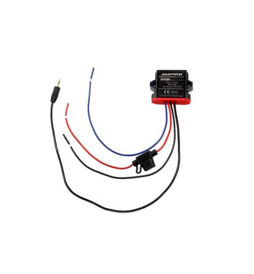 A2DP Bluetooth receiver 3.5 mm jack Ampire BTR200 - 41538
