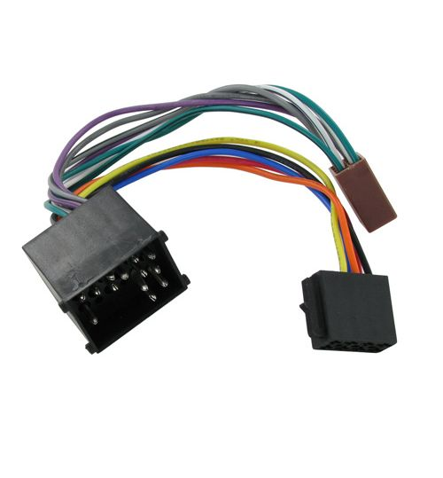 Connects2 Stereo Wiring Harness Adaptor ISO Lead For BMW - CT20BM01