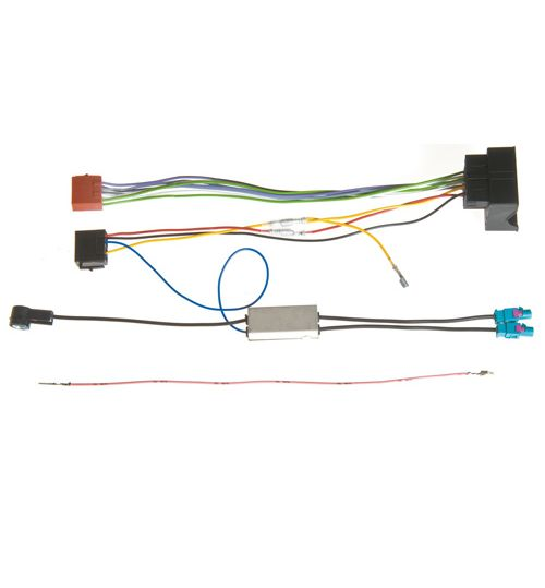 Connects2 Stereo Wiring Harness Adaptor ISO Lead For Citroen - CT20CT07