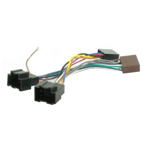 Connects2 Stereo Wiring Harness Adaptor ISO Lead For Chevrolet - CT20CV01