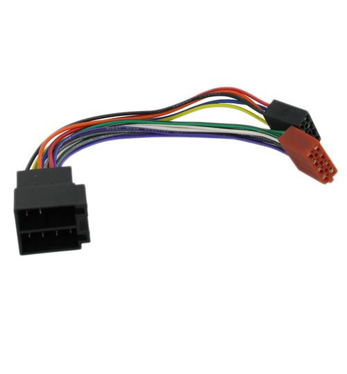 Connects2 Stereo Wiring Harness Adaptor ISO Lead For Universal - CT20UV02
