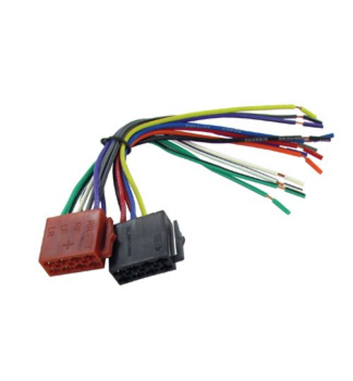Connects2 Stereo Wiring Harness Adaptor ISO Lead For Universal - CT20UV03