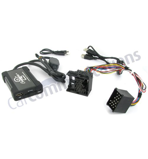 Connects2 USB Interface Kit For BMW - CTABMUSB007