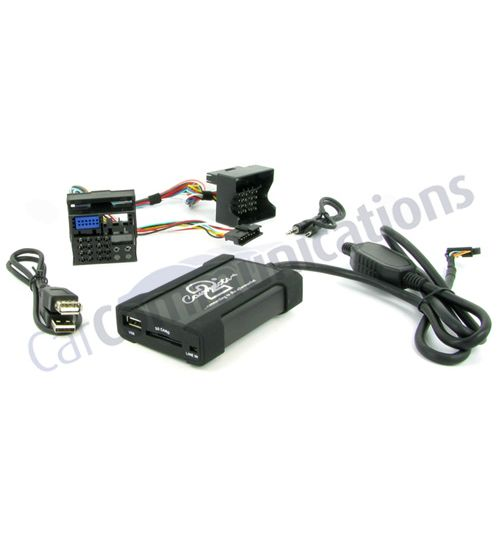 Connects2 USB Interface Kit For BMW - CTABMUSB009
