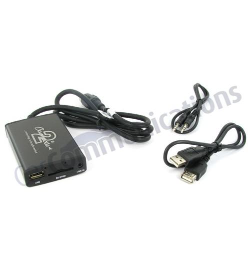 Connects2 USB Interface Kit For  KIA - CTAKIUSB002