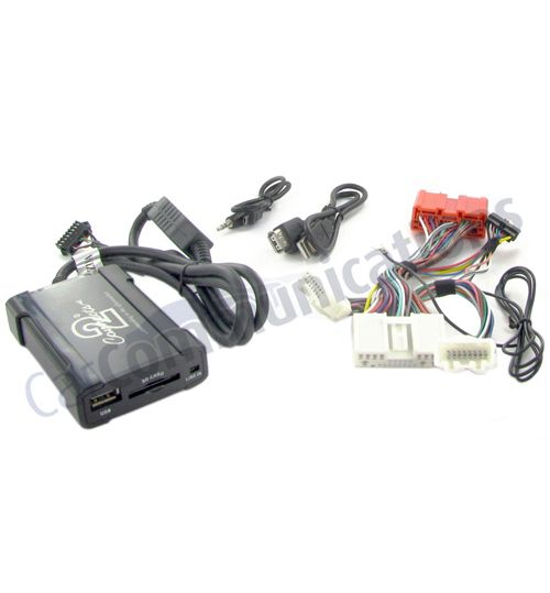 Connects2 USB Interface Kit For Mazda - CTAMZUSB002