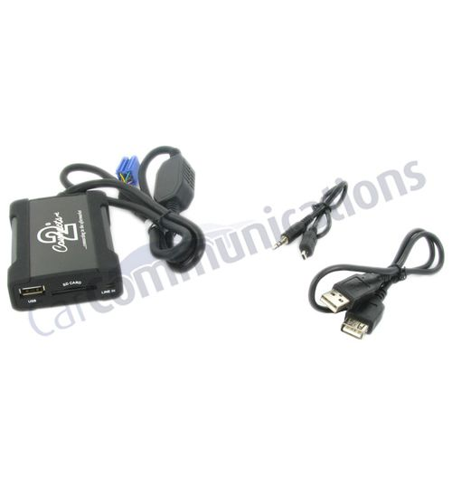 Connects2 USB Interface Kit For Peugeot - CTAPGUSB010