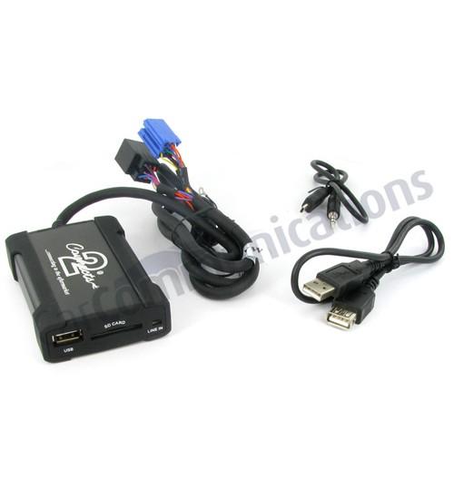 Connects2 USB Interface Kit For Skoda - CTASKUSB001