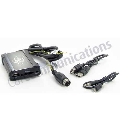 Connects2 USB Interface Kit For Volvo - CTAVLUSB001