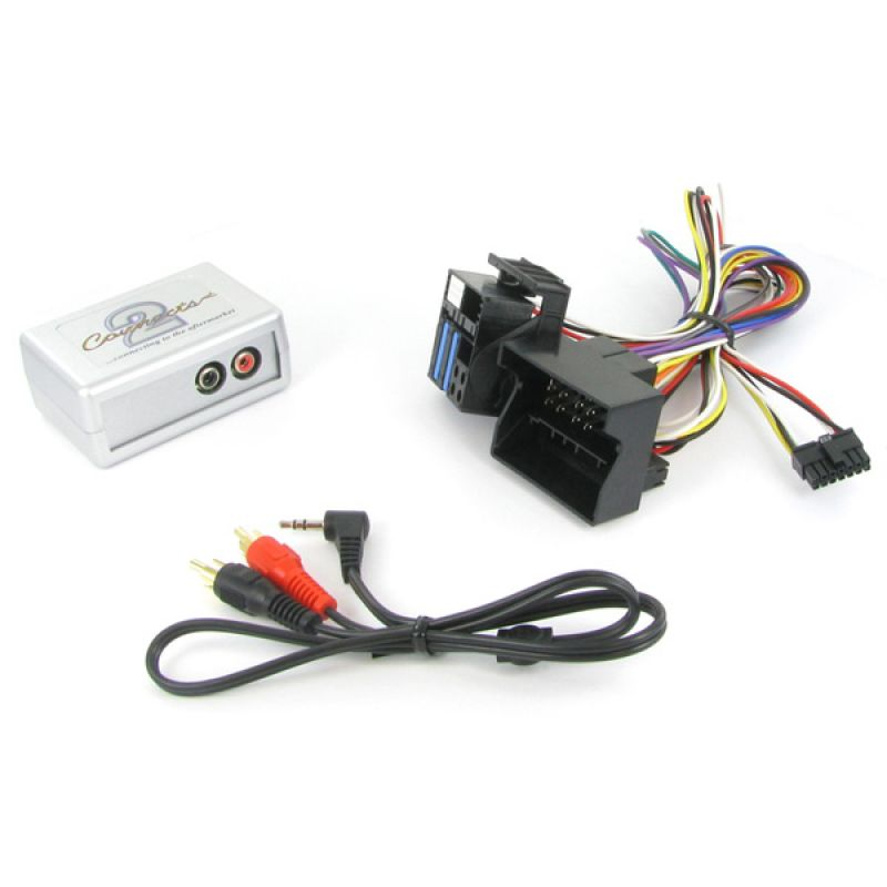 Connects2 Aux Interface Adaptor For Bmw Ctvbmx003