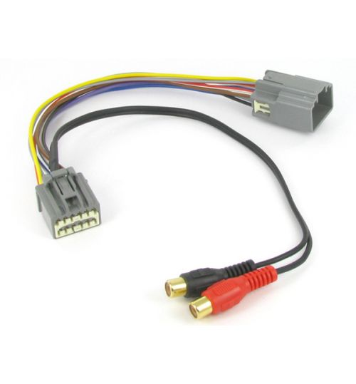 Connects2 Aux Interface Adaptor For Ford - CTVFOX003