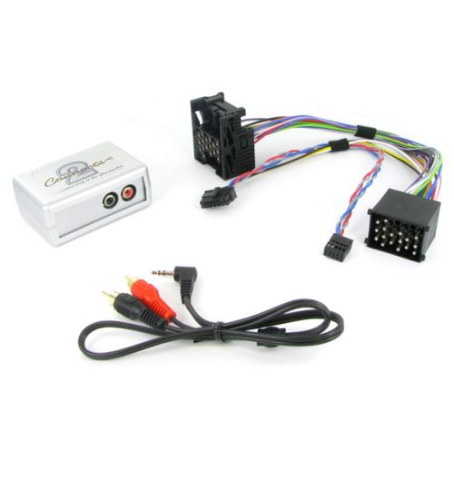 Connects2 Aux Interface Adaptor For Land Rover - CTVLRX001