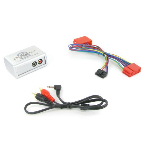 Connects2 Aux Interface Adaptor For Land Rover - CTVLRX002