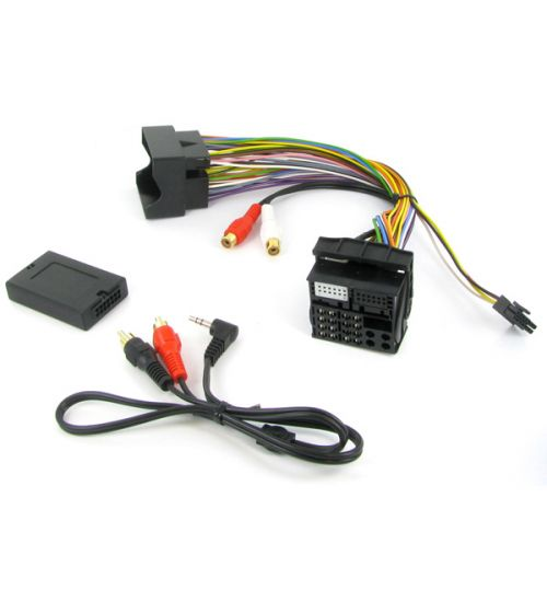 Connects2 Aux Interface Adaptor For Peugeot - CTVPGX011