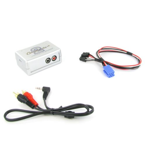 Connects2 Aux Interface Adaptor For Renault - CTVRNX001