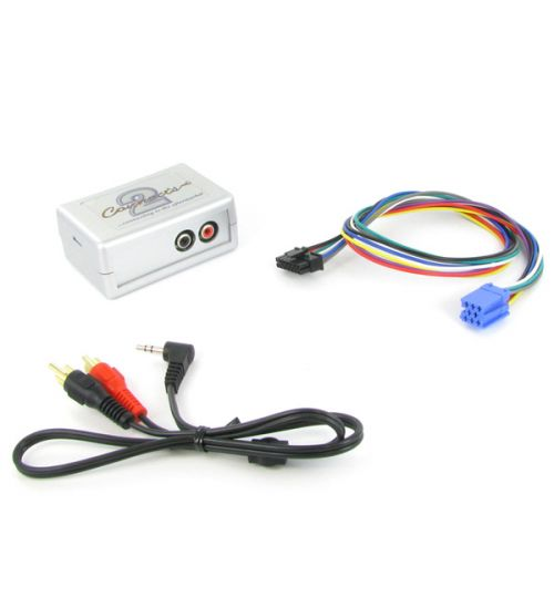 Connects2 Aux Interface Adaptor For Skoda - CTVSKX001